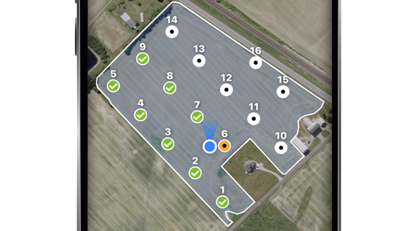 Traction Field app can handle soil sampling.