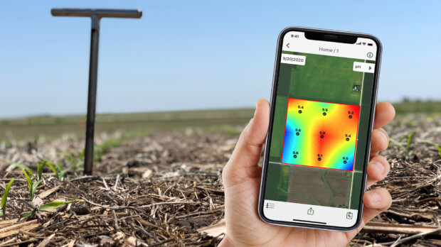 Traction Agronomy Solutions for Data Management